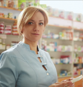 Women Pharmacy Owner