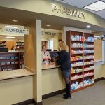 Outpatient Pharmacies in Hospitals